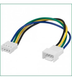 Cable alimentation ventilateur 4P