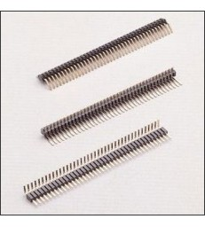 Barrette 1.27mm isol 2