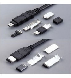 IEEE 1394 pour cable