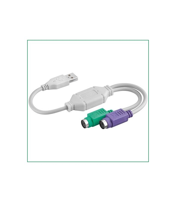 USB to PS2