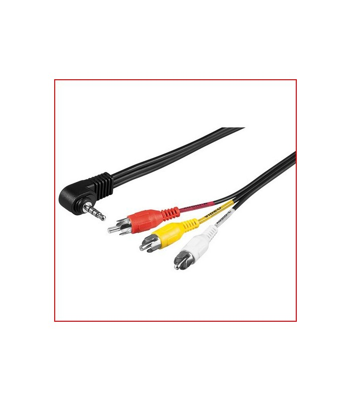 CABLE COUDE RCA