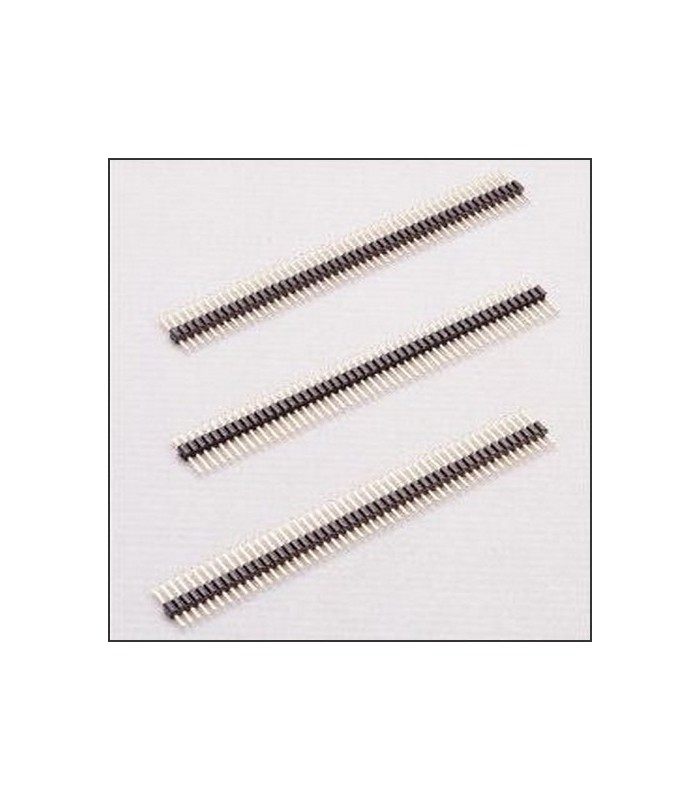 Barrette 1.27mm isol1.5