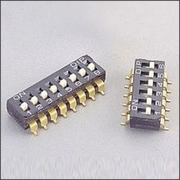 dip switch 2.54mm CMS