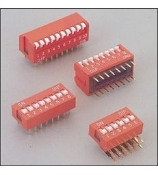 dip switch 2.54mm
